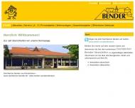 Bild Bender GmbH u. Co KG, Philipp Bedachungen Gerüstbau
