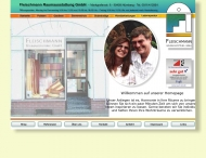 Bild Webseite Fleischmann Raumausstattung Nürnberg