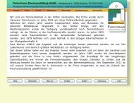 Website Fleischmann Raumausstattung