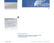 Bild Webseite ibdrm München