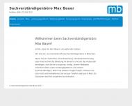 Sachverst?ndigenb?ro Max Bauer Kfz-Sachverst?ndiger Kfz-Gutachter M?nchen - Sachverst?ndigenb?ro Max...