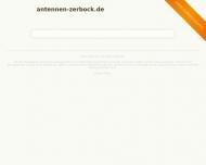 Bild Webseite Ing. Horst R. Zerbock Elektronische Telesysteme Berlin