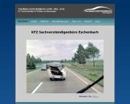 Bild Webseite Eschenbach T. Dipl.Ing. (FH) München