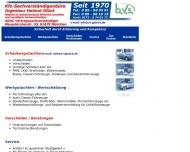Bild Webseite Glück Helmut Ing. KFZ-Sachverständiger München