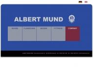 Bild Albert Mund GmbH - Rohre. Flanschen. Bogen. Fittings. -