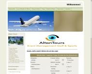 Altan Tours, Reisen, Last Minute und Urlaub aller namhaften Veranstalter
