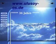 Bild Webseite Ulusoy Reisebüro Osnabrück
