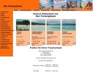 Bild Der Ferienplaner Reisebüro Touristik