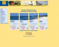 Bild Webseite Reisebüro Moissl Augsburg