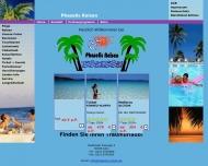 Bild Webseite Phaselis Reisen Köln