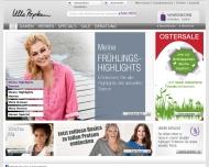 Website Popken Ulla Junge Mode ab Größe 42