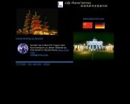Bild Webseite Lily Travel Köln