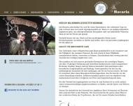 Website BAVARIA-Jagdreisen