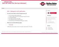 Website Reifen Meerbach