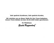 Bild Roggendorf Gisela GmbH & Co. KG