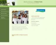 Bild Reformhaus Förster Inhaber: Annelore Förster