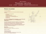 Bild Webseite Rechtsanwalt Thomas Lerche Berlin