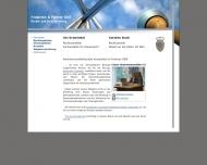 Bild Webseite Krawinkel, Buck u. Partner Rechtsanwälte und Steuerberater Düsseldorf