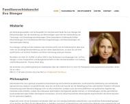 Bild Webseite Duffek Hans Dr. , Stenger Eva , Duffek Susanne Rechtsanwälte München