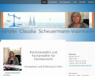 Kanzlei Claudia Scheuermann