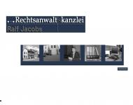 Bild Webseite Rechtsanwaltskanzlei Jacobs Ralf Rechtsanwalt Aachen