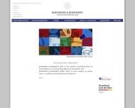 Bild Webseite Boehmert & Boehmert Bremen