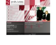 Bild Webseite Rechtsanwältin Karin Gruß Berlin