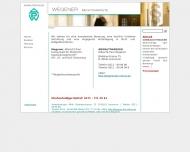Bild Webseite Wegener Albrecht-Paul Hannover
