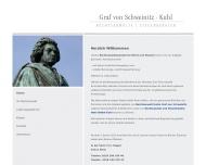 Bild Schweinitz Guido Graf von , Kuhl Hans-Detlef Rechtsanwälte u. Steuerberater