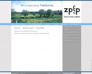 Bild Webseite Rechtsanwalt Dr. Jens Ziegler Berlin