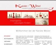 Bild Welzel Birgit Rechtsanwältin
