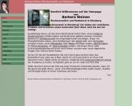 Bild Webseite Weinen Barbara Nürnberg