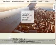 Bild Webseite Rechtsanwalt Stefan Tödt-Lorenzen Frankfurt