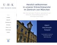 Rechtsanwalt f?r Erbrecht in M?nchen - Ubert Hochmuth Kaspar