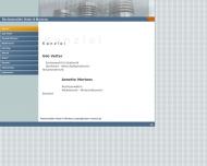 Bild Webseite Vetter Udo , Mertens Annette Rechtsanwaltskanzlei Düsseldorf