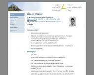 Bild Webseite Wagner , Joos Rechtsanwälte Konstanz