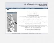 Bild Webseite  Puchheim