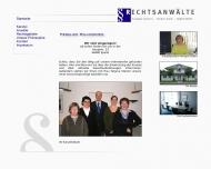 Bild Webseite Kohle Norbert , Sterzer Tatjana Rechtsanwälte Spelle