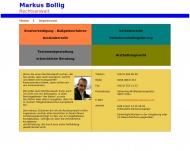 Website Solbach Werner c/o Rechtsanwalt Markus Bollig