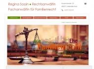 Bild Rechtsanwältin Regina Sossin