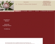 Kanzlei Dr. Seibert Blaschek-Seibert