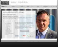 Bild Webseite Rechtsanwalt Lothar Schwarzer Nürnberg
