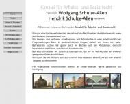 Schulze-Allen Rechtsanw?lte - Kanzlei f?r Arbeits- und Sozialrecht