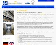Aktenlagerung Frankfurt und Rhein Main Gebiet - ALS