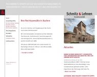 Bild Schmitz H. und Lehnen P. Rechtsanwälte