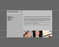 Kubik Rotter - Rechtsanwalt Erhard Kubik