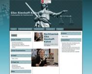 Bild Rechtsanwältin Rienhoff-Kühnl Elke