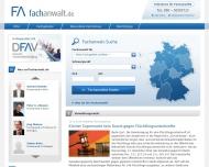 Bild Webseite Dr. Matthias Maack Hamburg