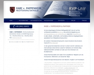 Bild Rabe von Pappenheim & Partner Rechtsanwälte