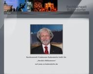 Bild Webseite Neumann Guido Rechtsanwalt München
